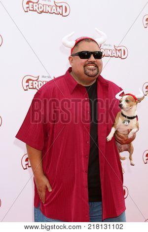 LOS ANGELES - DEC 10:  Gabriel Inglasis, Vinnie at the