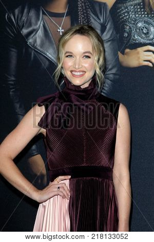 LOS ANGELES - DEC 12:  Kelley Jakle at the
