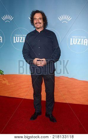 LOS ANGELES - DEC 12:  Kim Coates at the Cirque du Soleil Presents LA Premiere Event Of