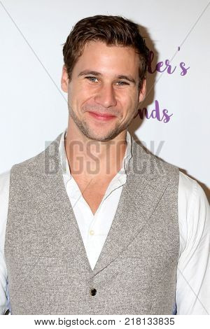 LOS ANGELES - DEC 10:  Andrew Creer at the Chandler's Friends Toy Drive & Wrapping Party  at Los Angeles Ballet Academy on December 10, 2017 in Los Angeles, CA