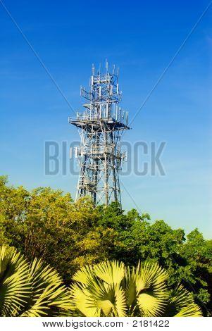 Wireless Phone Tower