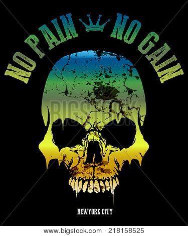 skull print/skull illustration/evil skull/concert posters/skull canvas print/skull tattoo/skull art/watercolor skull/Black grunge vector skull/Human skull on isolated white background/T-shirt Graphics