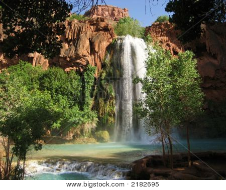Havasu Falls W