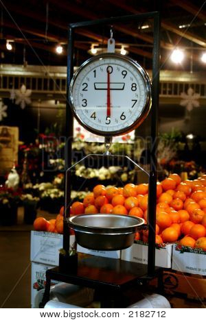 Grocery Scale