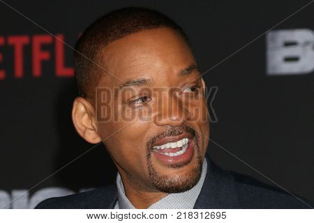LOS ANGELES - DEC 13:  Will Smith at the
