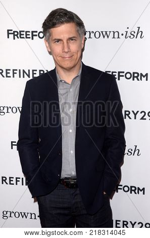 LOS ANGELES - DEC 13:  Chris Parnell at the