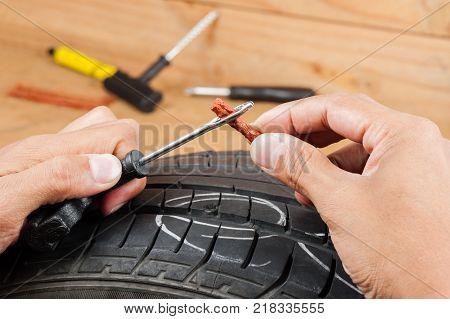 Tire Repair Kit