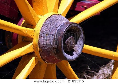 Wagon Wheel hub