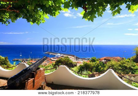 Lajes Resort on Flores Island, Azores, Portugal, Europe
