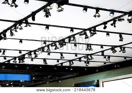 Led Par Lighting Equipment For Stage Or Exhibition ,professional Lighting Device Colored