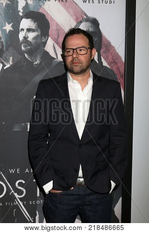 LOS ANGELES - DEC 14:  Rory Cochrane at the