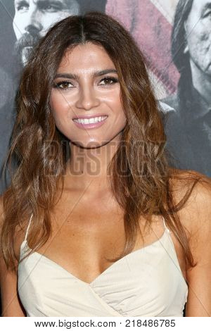 LOS ANGELES - DEC 14:  Blanca Blanco at the