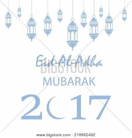 Islamic festival sacrifice eid al vector photo bigstock islamic festival of sacrifice eid al adha mubarak greeting card vector background m4hsunfo