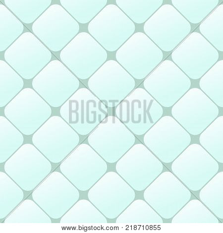 Light tiles texture. Seamless pattern. Furniture or wall background. Vector illustration.