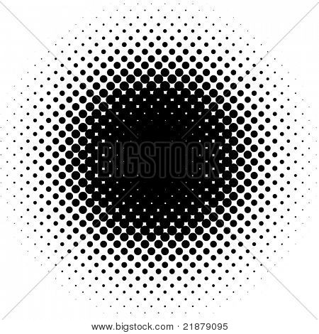 vector dots pattern