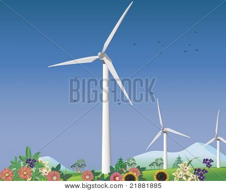 Clean alternative energy