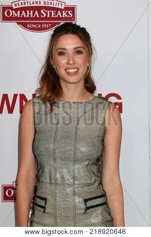 LOS ANGELES - DEC 18:  Melissa Bolona at the