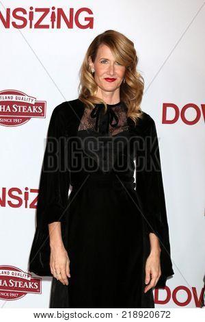 LOS ANGELES - DEC 18:  Laura Dern at the