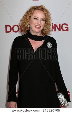LOS ANGELES - DEC 18:  Virginia Madsen at the
