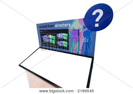 Customizable Mall Floor Directory