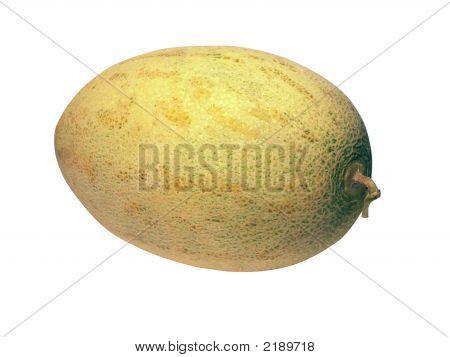 Ripe Green Melon