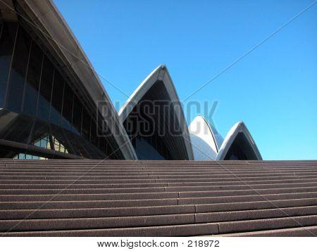 Opera House Stairs