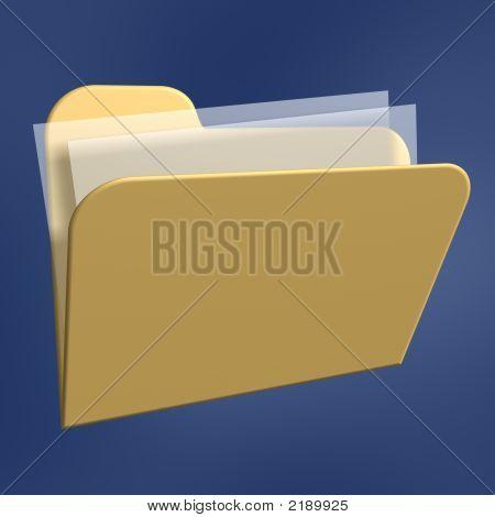 Carpeta de archivos