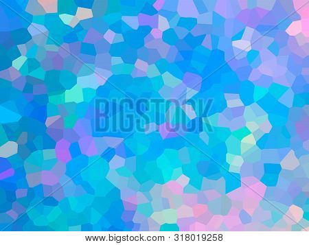 Opal Gemstone Background. Trendy Vector Template For Holiday Designs, Invitation, Card, Wedding
