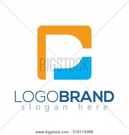P Letter Logo Vector Element. Letter Logo Template