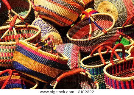 Мексиканские корзины