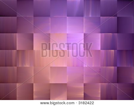 Abstract Purple And Peach Background