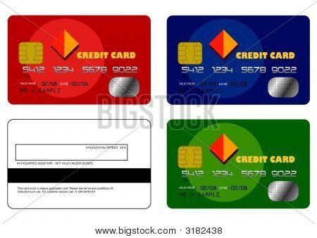 Credit Cards  Set 1