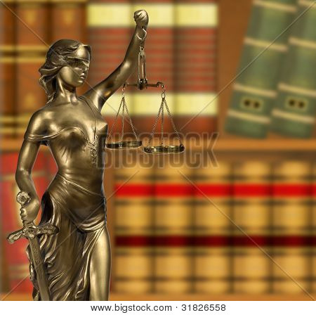 Senhora da Justiça