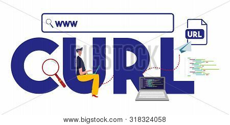 Curl Www Internet Address Url Format Website
