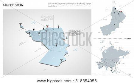 Vector Set Oman Vector & Photo (Free Trial)   Bigstock