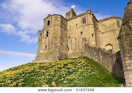 Warkworth Castles North Keep