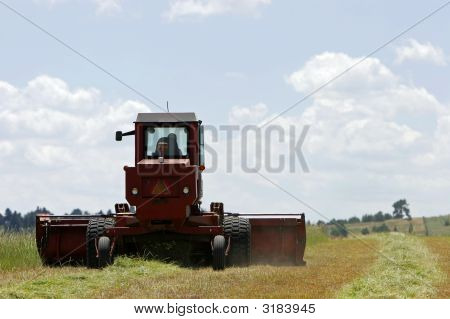 Making Hay In The Summertime