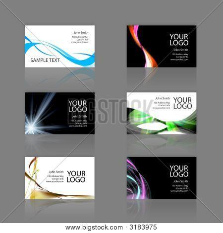 Business Cards Assortment