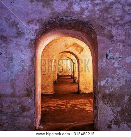 Castillo San Felipe Del Morro Also Known As Fuerte San Felipe Del Morro Or Morro Castle, Is A 16th-c