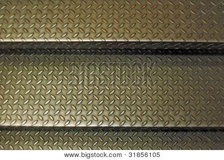 Old Metallic Stairs