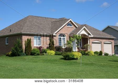 New Brick Home