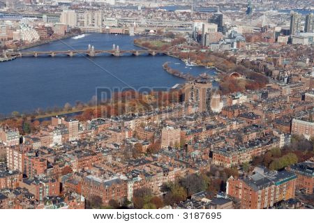 Back Bay From Above