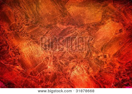 Close up of grunge marble texture background