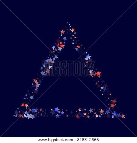 Patriotic Christmas Background.American Patriot Day Vector Photo Free Trial Bigstock