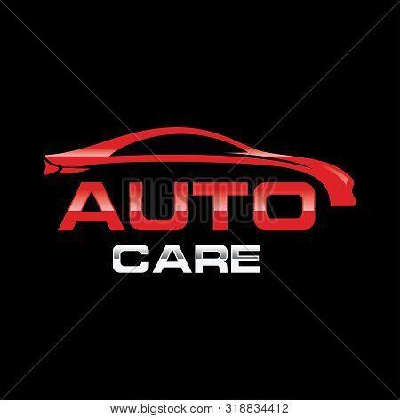 Car Insurance Logo, Car Service Vector Logo Design Template Inspiration Or Illustration, Tire Care L