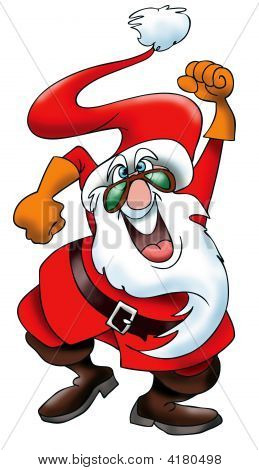 Mad Santa Claus