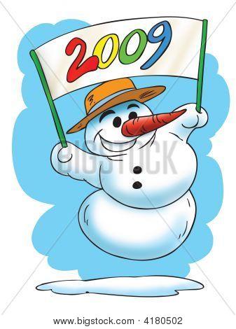 Snowman001