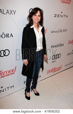 LOS ANGELES - FEB 4:  Sally Field arrives at the Hollywood Reporter Celebrates the 85th Academy Awards Nominees event at the Spago on February 4, 2013 in Beverly Hills, CA