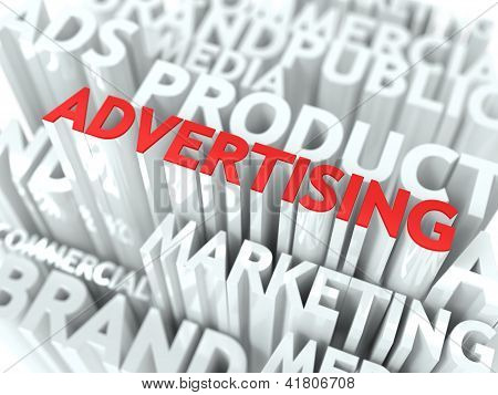 Advertising Concept.