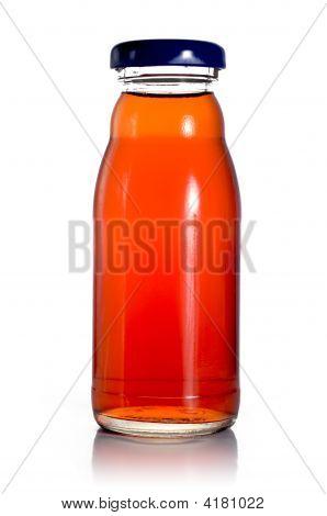 A Bottle Of Plum Juice